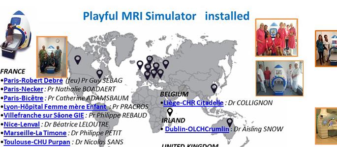 simulateur IRM médicale
