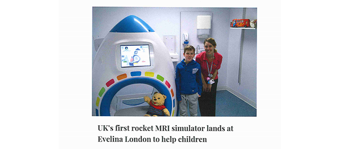 simulateur irm pour enfant LAMBETHlifeLire